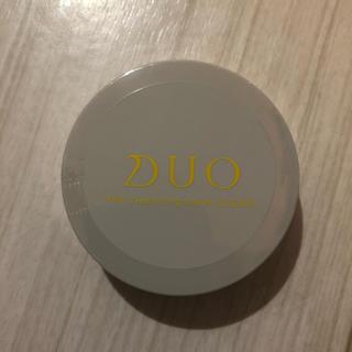 【未使用】DUO ザ クレンジングバームクリア 20g(クレンジング/メイク落とし)