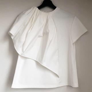 ドゥロワー(Drawer)のAKIRA NAKA✨アキラナカ 新作 2020AW カットソー(シャツ/ブラウス(半袖/袖なし))
