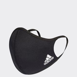 アディダス(adidas)のadidas 黒 M/L 1枚 大人用(その他)