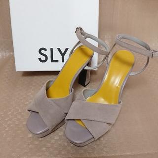 SLY - ■Ⅰスライ サンダル