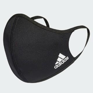 アディダス(adidas)のフェイスカバー 大人用 ブラック 1枚(その他)