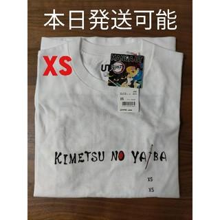 UNIQLO - UNIQLO ユニクロ Tシャツ UT 鬼滅の刃 XS