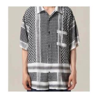 UNUSED - unused アフガンシャツ