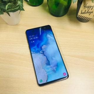 ギャラクシー(Galaxy)のGalaxy S10 Prism Black 512GB SIMフリー(スマートフォン本体)