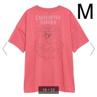 GU - カードキャプターさくら コラボ GU Tシャツ