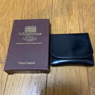 ホワイトハウスコックス(WHITEHOUSE COX)のwhitehouse cox コインケース(コインケース/小銭入れ)