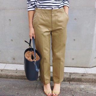IENA - 【IENA】フリルポケットパンツ 38サイズ