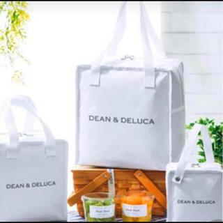 ディーンアンドデルーカ(DEAN & DELUCA)の【新品】GLOW付録 DEAN&DELUCA ディーン&デルーカ 保冷バッグ(エコバッグ)