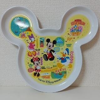 ディズニー(Disney)のディズニーリゾート スーベニアプレート(キャラクターグッズ)