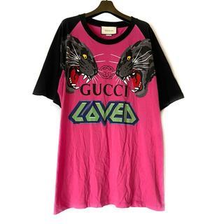 Gucci - グッチ 半袖Tシャツ サイズL レディース -