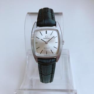 オメガ(OMEGA)のオメガΩデビル 手巻き 新品ベルト トゥモローランド HIROB(腕時計)