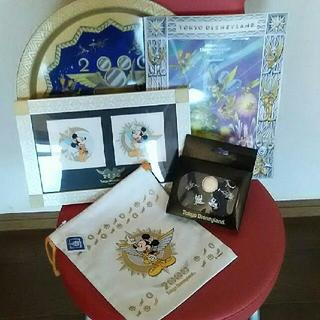 Disney - TDL 【2000年☆MILLENIUM グッズ】5点セット