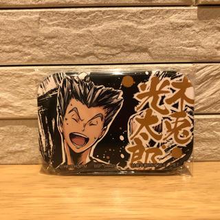 セガ(SEGA)の【Q.木兎 光太郎(アップ)】  ハイキュー スクエア型缶バッジ~歓喜の鼓動~ (バッジ/ピンバッジ)