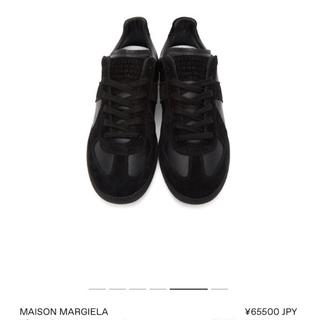 マルタンマルジェラ(Maison Martin Margiela)のMaison Margiela マルジェラ★replicaジャーマントレーナー(スニーカー)