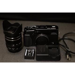 富士フイルム - x-pro1 xf18-55mm f2.8