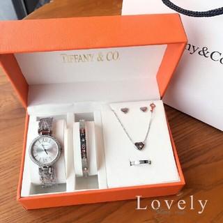 Tiffany & Co. - 🌸Tiffany&Co.  🌸ネックレス 腕時計  ピア ブレスレット 指輪