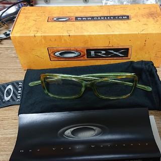 オークリー(Oakley)のオークリー ソフトトップ 6.0 グリーン(サングラス/メガネ)