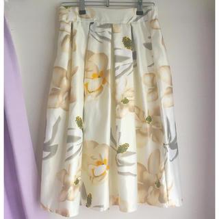 fifth - 花柄スカート