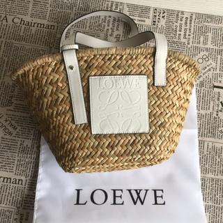 LOEWE - LOEWE バスケットバッグ スモール