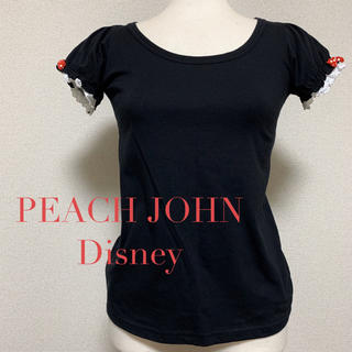 PEACH JOHN - PEACH JOHN×Disney ミニーちゃんTシャツ コラボ PJ