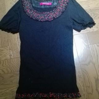 ドーリーガールバイアナスイ(DOLLY GIRL BY ANNA SUI)のドーリーガール シャツ(Tシャツ(半袖/袖なし))