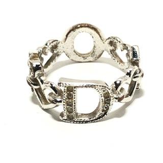 クリスチャンディオール(Christian Dior)のクリスチャンディオール リング -(リング(指輪))