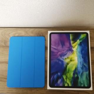 Apple - 11インチiPad Pro128GB第2世代+smartfolio