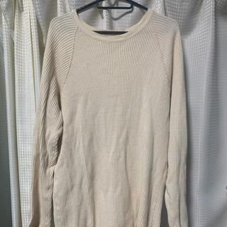 アンユーズド(UNUSED)のunusedロングサーマル(Tシャツ/カットソー(七分/長袖))