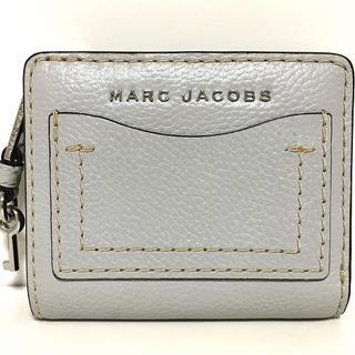 マークジェイコブス(MARC JACOBS)のマークジェイコブス 2つ折り財布 M0014522(財布)