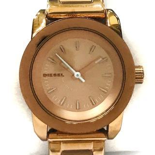ディーゼル(DIESEL)のディーゼル 腕時計 DZ-5243 レディース(腕時計)