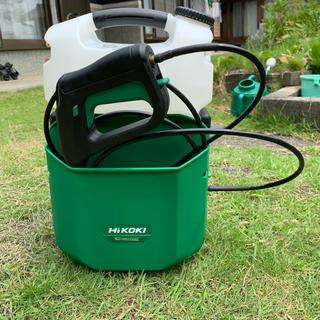 Hikoki ハイコーキ コードレス 高圧洗浄機 18V