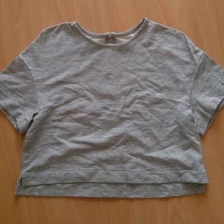 バビロン(BABYLONE)のバビロン ジャージ素材ニット(Tシャツ(半袖/袖なし))