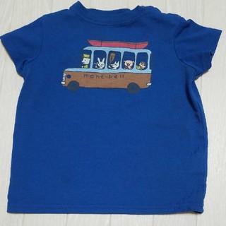 モンベル(mont bell)のmontbell ★ モンベル バス Tシャツ ★ 80センチ(Tシャツ)