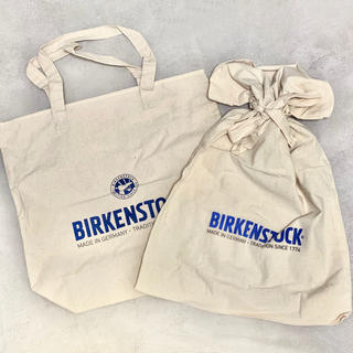 BIRKENSTOCK - ビルケンシュトック  ★ ショッパー セット