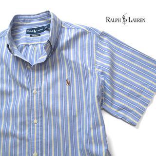 ラルフローレン(Ralph Lauren)のラルフローレン マルチストライプ◎オックスフォードBDシャツ(シャツ)