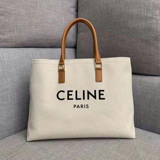 大人気美品 CELINE セリーヌ キャンバス  トートバック