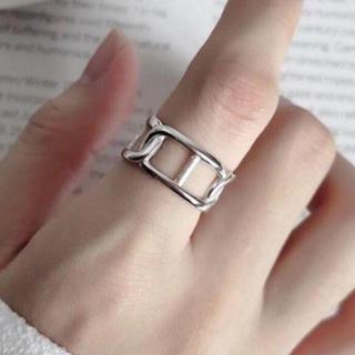【送料無料】シルバーリング 指輪 S925 スターリングシルバー R019
