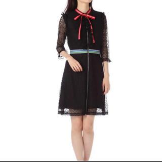 ハニーミーハニー(Honey mi Honey)のsister jane♡Southern Skies Eiffel dress(ひざ丈ワンピース)