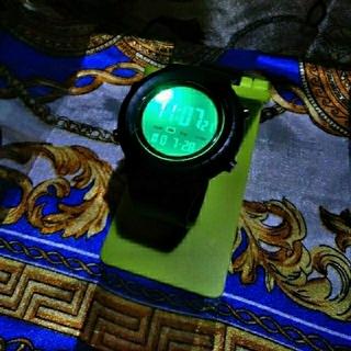 新品 LIGHT SPORTS WATCH(ノーブランド)(腕時計(デジタル))