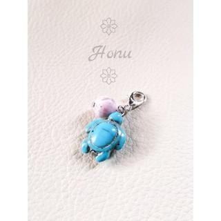 【~Aloha Turquoise~】マスクチャーム マスクアクセサリー