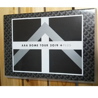 AAA DOME TOUR 2019 +PLUS DVD