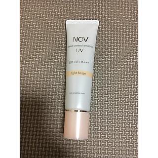ノブ(NOV)のNOV ノブ ベースコントロールスムース UV  30g SPF28 PA+++(化粧下地)