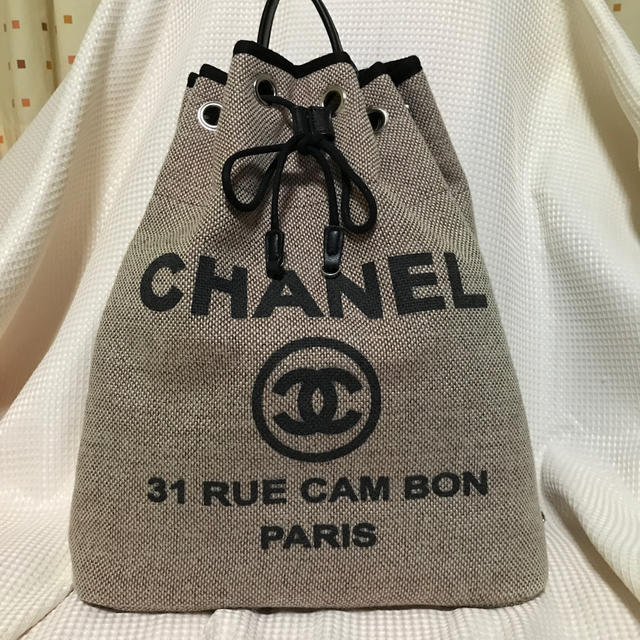 CHANEL(シャネル)のシャネル ノベルティリュック レディースのバッグ(リュック/バックパック)の商品写真