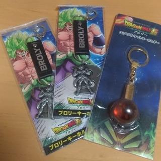 ドラゴンボール(ドラゴンボール)のドラゴンボール  ブロリーキーホルダー クリスタルライトキーホルダー movic(キーホルダー)
