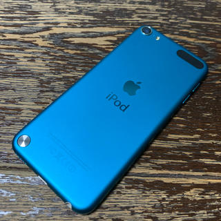 iPod touch - Apple iPod Touch 第5世代 64GB ブルー 中古