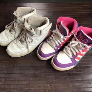 adidas - スニーカー 靴 セット ハイカット adidas  NIKE