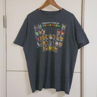 任天堂 - スーパーマリオブラザーズ ゲームキャラTシャツ 古着 任天堂