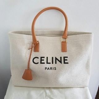 celine - CELINE 新作 ホリゾンタル キャンバス