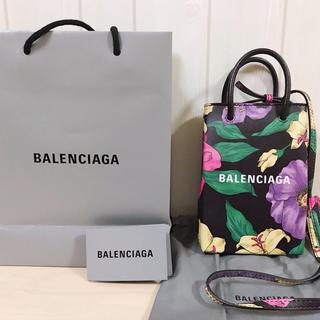 Balenciaga - バレンシアガ 新品未使用 SHOPPING PHONE HOLDER