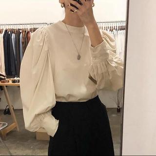 TOGA - volume sleeves blouse